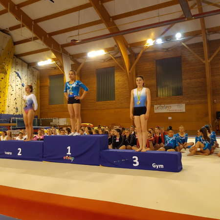 Boen Riorges 1/2 finale nationale